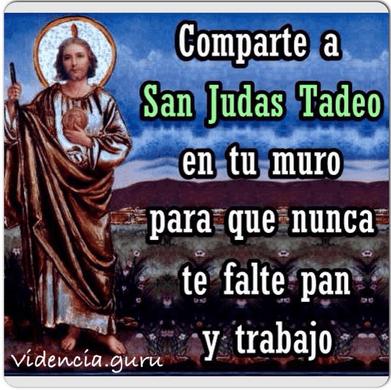 Cadena De Peticiones A San Judas Tadeo Videncia